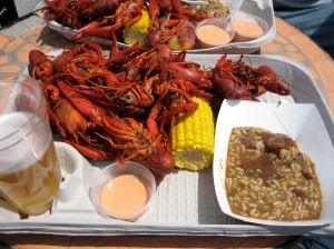 2009 Crawfish Boil