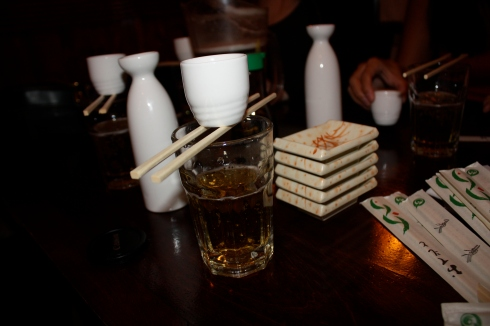 Sake Sake Sake BOMB